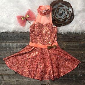 REVOLUTION Dancewear Girls Costume SC Small Child